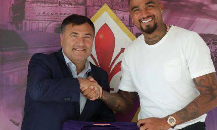 Boateng alla Fiorentina: costo, ingaggio e durata contratto