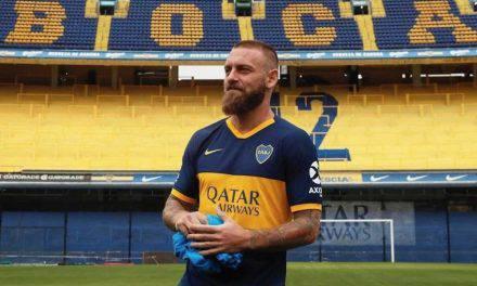 Boca Juniors, De Rossi debutta alla Bombonera e vince. VIDEO