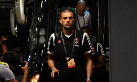 """Juventus, ecco Demiral: """"Giocare qui è un privilegio, darò il massimo"""""""