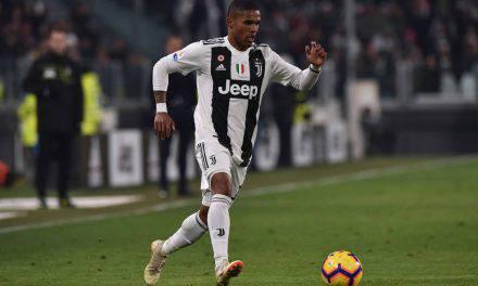 Calciomercato Juventus, il Manchester United vuole Douglas Costa per Lukaku
