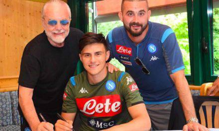 "Elmas al Napoli, è ufficiale. De Laurentiis: ""Benvenuto Eljif"""