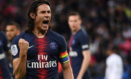 Calciomercato Inter: Cavani l'alternativa a Lukaku