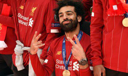 Liverpool: Salah, pronto un rinnovo monstre per l'egiziano