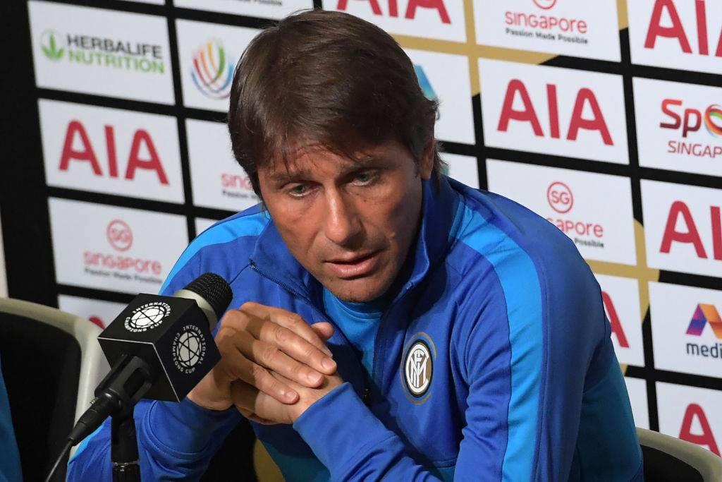 Antonio Conte sul mercato Inter