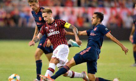 International Champions Cup: Bayern Monaco-Milan finisce 1-0, decide Goretzka