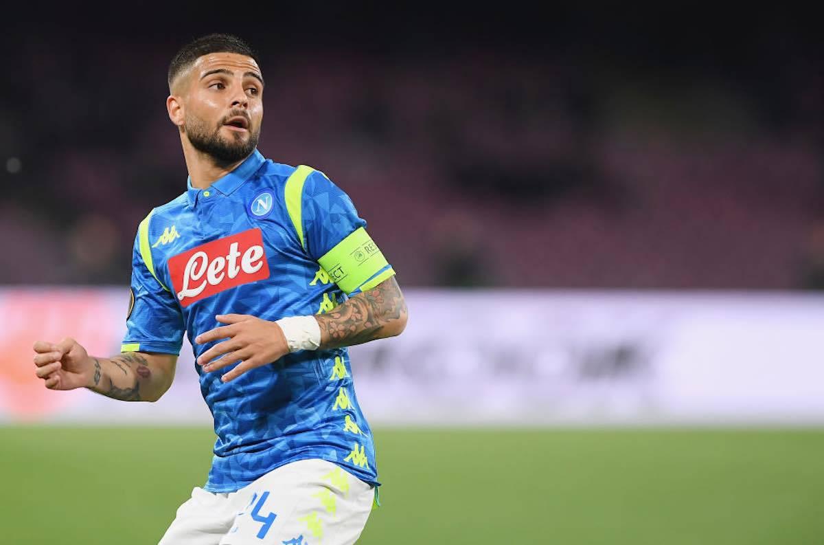 Calciomercato Inter, Raiola propone Insigne per la prossima stagione