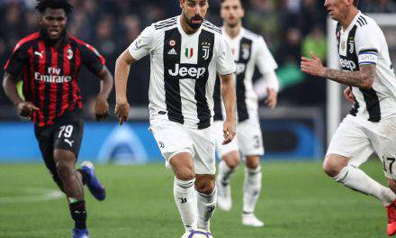 """Juventus, Khedira da esubero a titolare. """"Sono contento, non volevo andar via"""""""