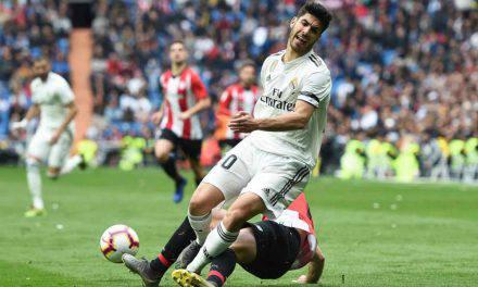 Real Madrid: Asensio, confermata la rottura del crociato. James può restare