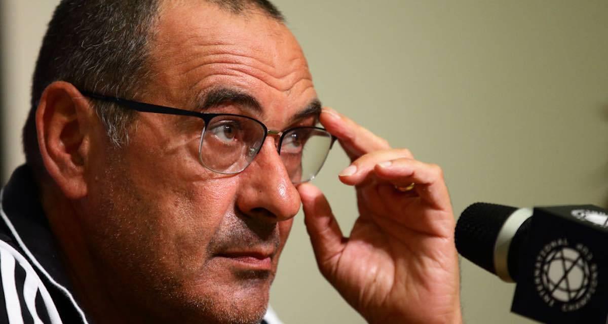 Juventus, niente sfida da ex: Sarri non sarà in panchina con Parma e Napoli