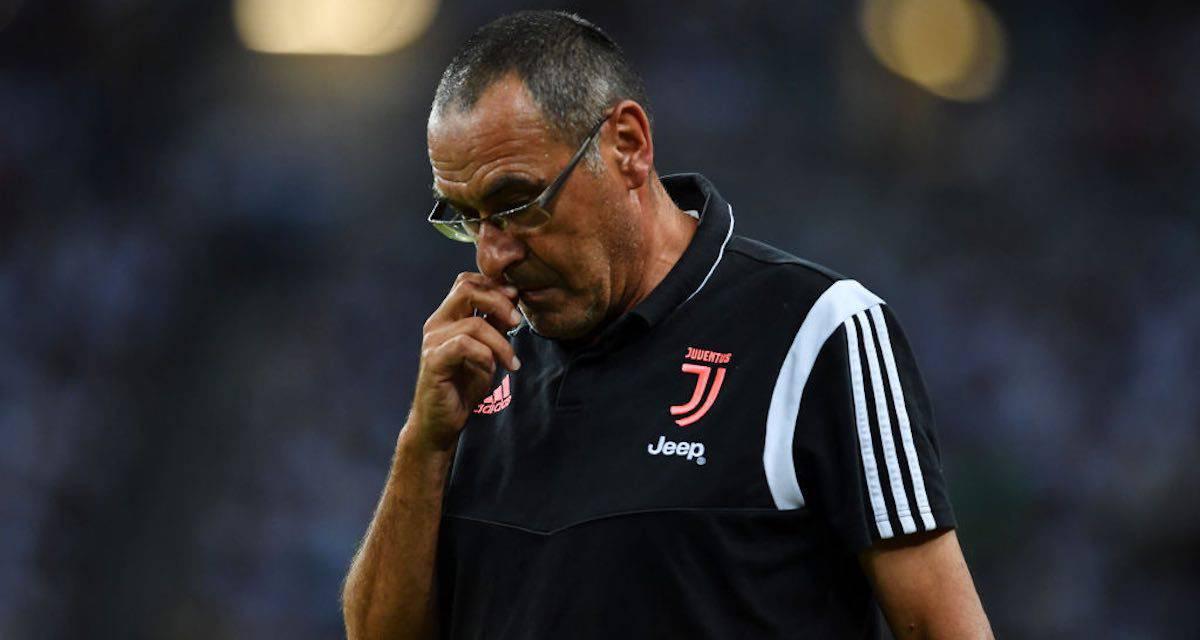 Calciomercato Juventus, le notizie del 22 agosto: Sarri salta le prime due, Rugani resta a Torino