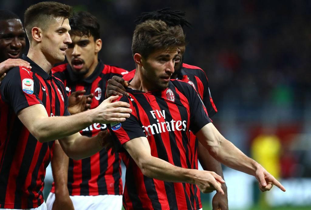 Live Milan-Benfica