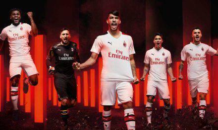Milan, ecco la seconda maglia 2019/20: nella foto c'è anche Cutrone