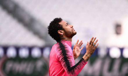 Neymar, il piede destro è sottile, c'è il rischio di nuovi stop