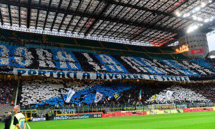Atalanta in Champions: luci (spente) a San Siro per la Dea. Chiuse le curve