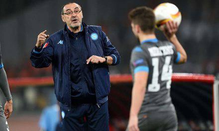 "Napoli, Mertens: ""A Sarri vorrò sempre bene. Rinnovo? Sto bene qui"""