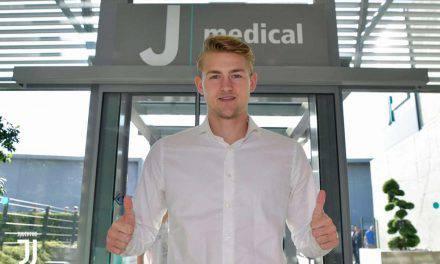 Juventus, Matthijs de Ligt è arrivato al JMedical (FOTO e VIDEO)