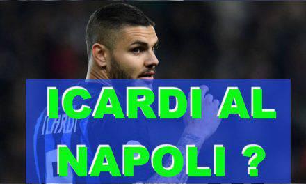 Calciomercato Napoli: Icardi, salgono le quotazioni. Ancelotti la chiave