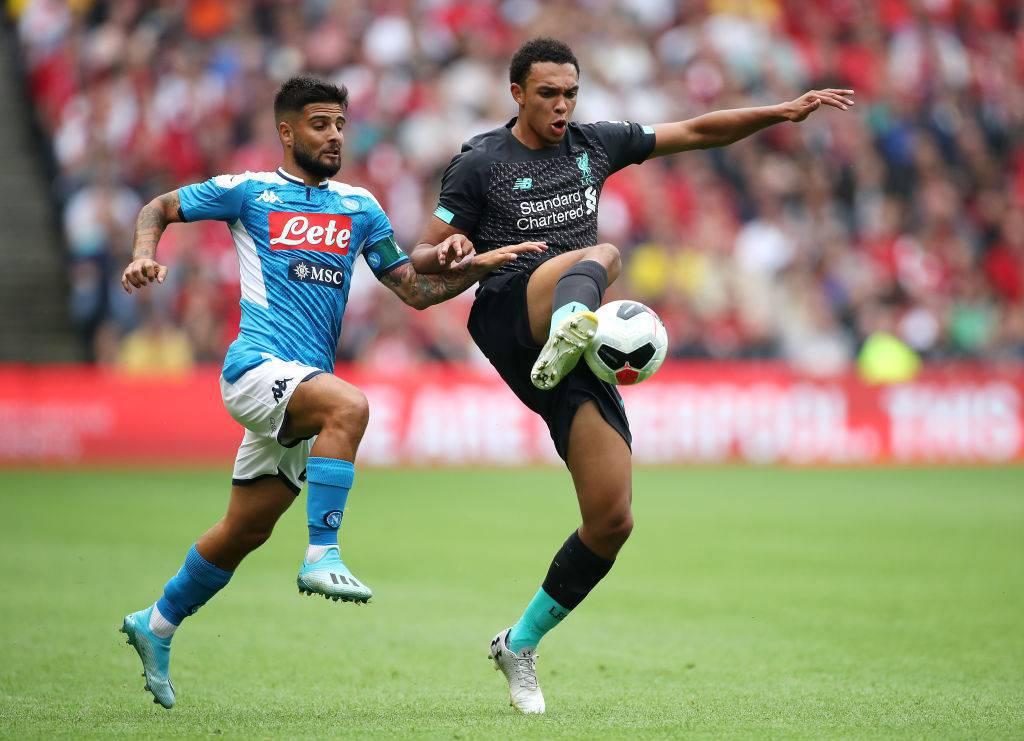 Il Napoli batte il Liverpool in amichevole