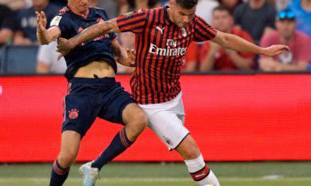 Theo Hernandez, rientro in Verona-Milan: l'infortunio è alle spalle