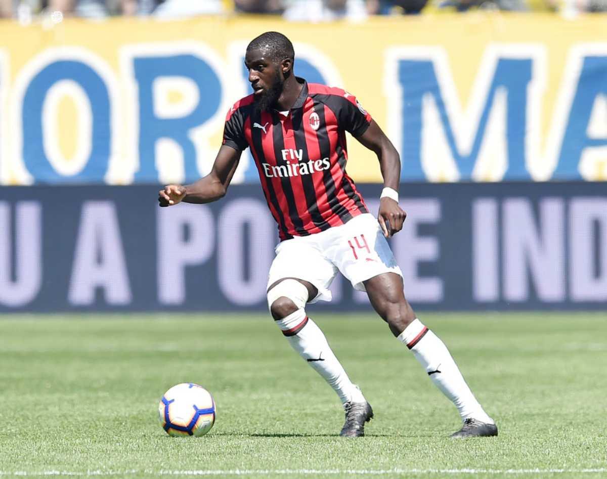 Bakayoko immagina un ritorno al Milan (Getty Images)