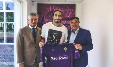 Caceres alla Fiorentina, è ufficiale: costo, durata contratto e ingaggio
