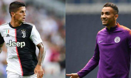 Calciomercato Juventus: Cancelo-Danilo c'è l'accordo, Sarri approva lo scambio