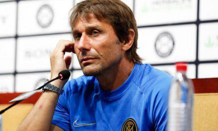 """Conte: """"Lukaku ? Lo volevo già al Chelsea. Stiamo creando una buona mentalità"""""""