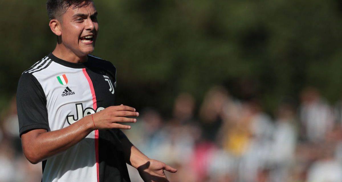 Calciomercato Juventus, Dybala: l'agente nega i contatti col PSG