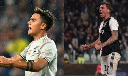 Calciomercato Juve: Dybala non convinto dal progetto United. Mandzukic pista calda