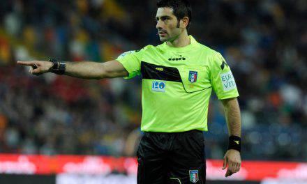 Serie A, arbitri: Parma-Juve a Maresca, Fiorentina-Napoli c'è Massa