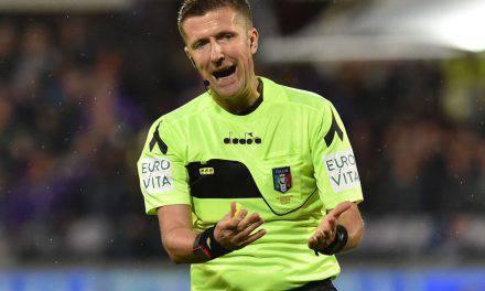 Arbitri 2.a giornata Serie A: Juve-Napoli a Orsato, designazione che fa già discutere