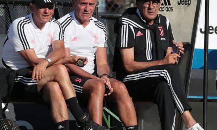 Juventus-Napoli, Sarri non sarà in panchina