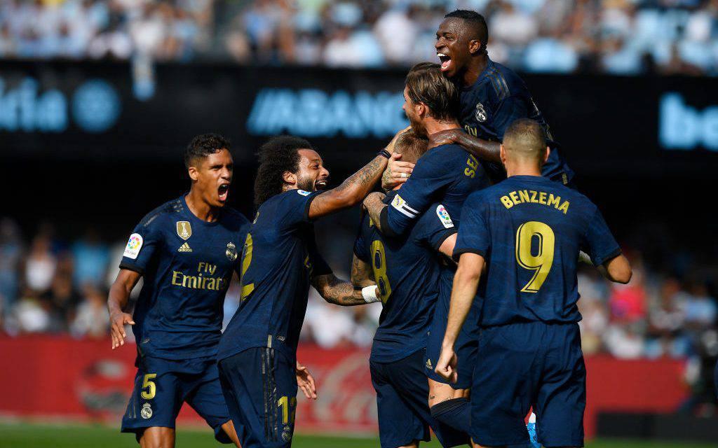 Liga, Real Madrid show: 3-1 al Celta Vigo. Bale titolare, bocciato Jovic