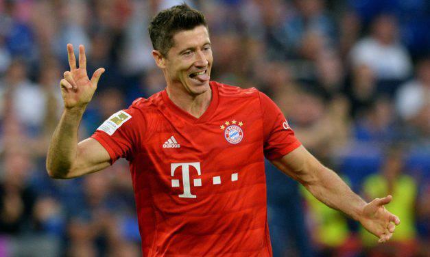 Bundesliga, il Bayern ha un Lewandowski scatenato. Sorpresa Friburgo