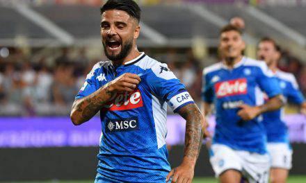 Fiorentina-Napoli 3-4, gli azzurri vincono una partita pazzesca: decisivo Insigne