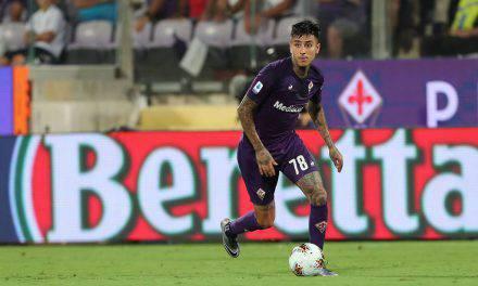 Pulgar: Fiorentina stai serena. Mi manda Pizarro, risolvo problemi