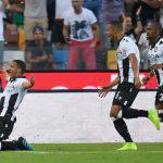 Udinese-Milan 1-0, Becao fa volare i friulani. Esordio amaro per Giampaolo