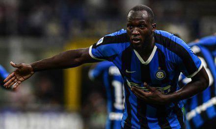 Inter-Lecce 4-0, nerazzurri travolgenti: Lukaku segna all'esordio