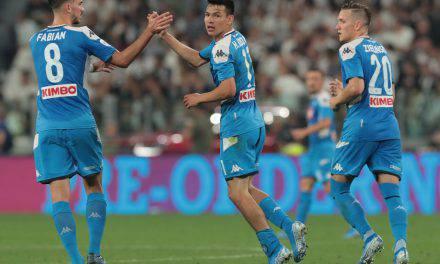 Lozano, lo specialista dei gol al debutto: in rete col Napoli e non solo
