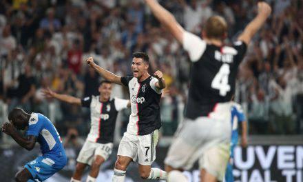 Juventus-Napoli 4-3, Video Gol e Highlights Serie A