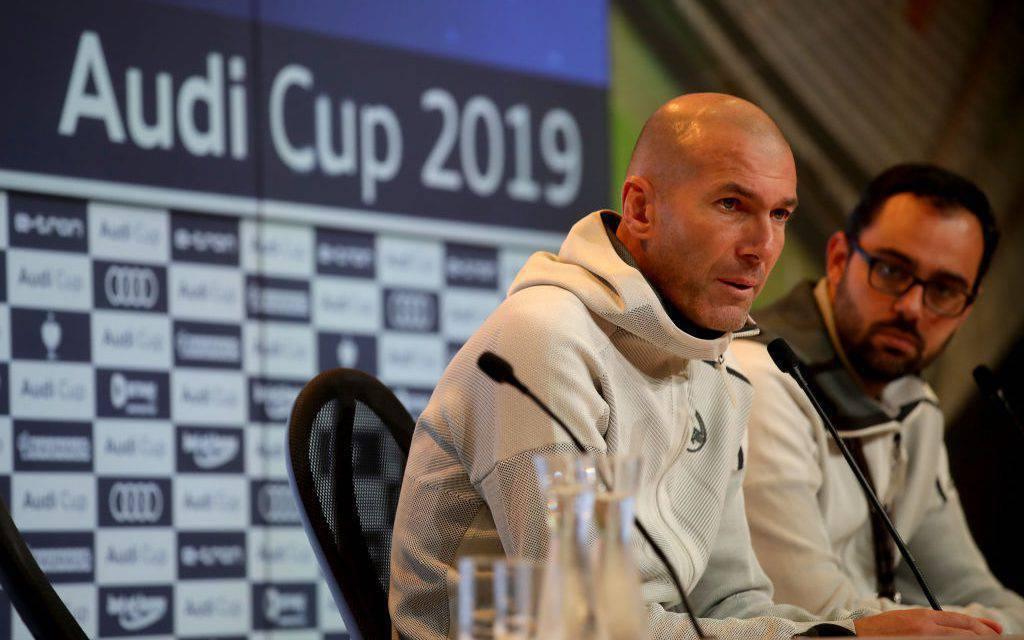 """Real Madrid, Zidane a sorpresa: """"James è in forma, è felice qui e io sono contento di lui. Bale resta"""""""