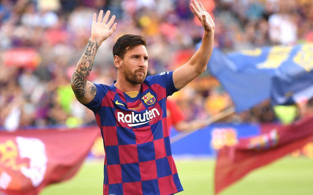 Barcellona, Messi nella terza serie norvegese