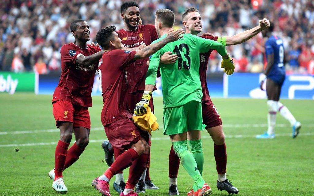 Liverpool-Chelsea 7-6 dcr, i Reds vincono la Supercoppa ai rigori: Adrian decisivo