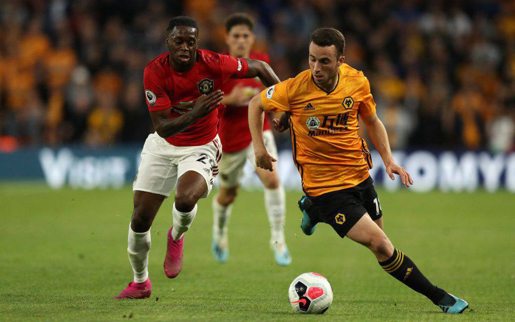 Wolverhampton-Manchester United 1-1: Neves risponde a Martial