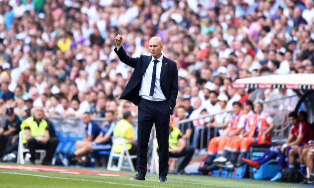 Liga, Real Madrid: Zidane non parte bene. Si rivede James