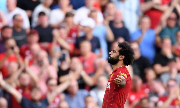 Liverpool-Arsenal 3-1: Salah si abbatte sui Gunners, doppietta decisiva