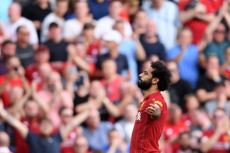Liverpool, Salah si abbatte sui Gunners
