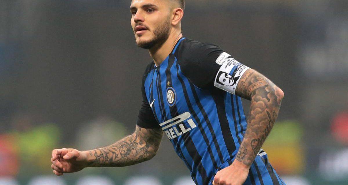 Calciomercato Napoli Icardi c'è l'intesa. De Laurentiis chiama Wanda Nara