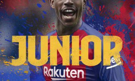 Junior Firpo al Barcellona: è ufficiale, i dettagli sul trasferimento