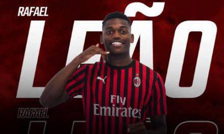 Rafael Leao al Milan, è ufficiale: costo, durata contratto e ingaggio